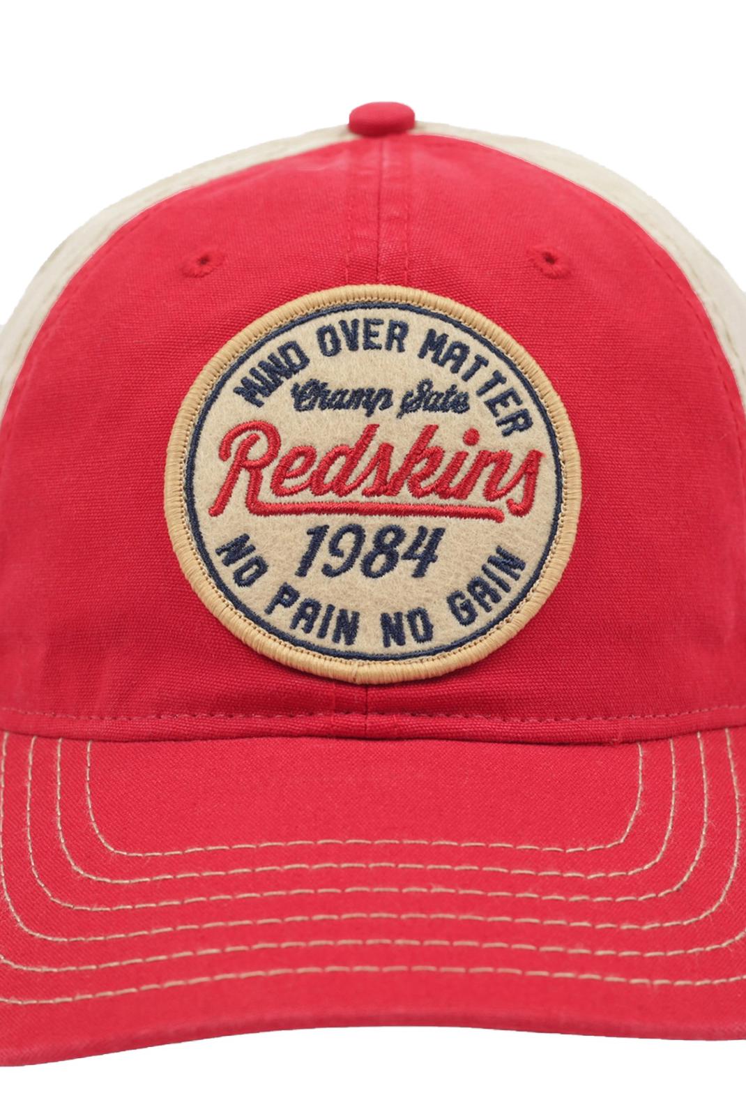 Bonnets / Casquettes  Redskins REDGINGERE ROUGE/BEIGE