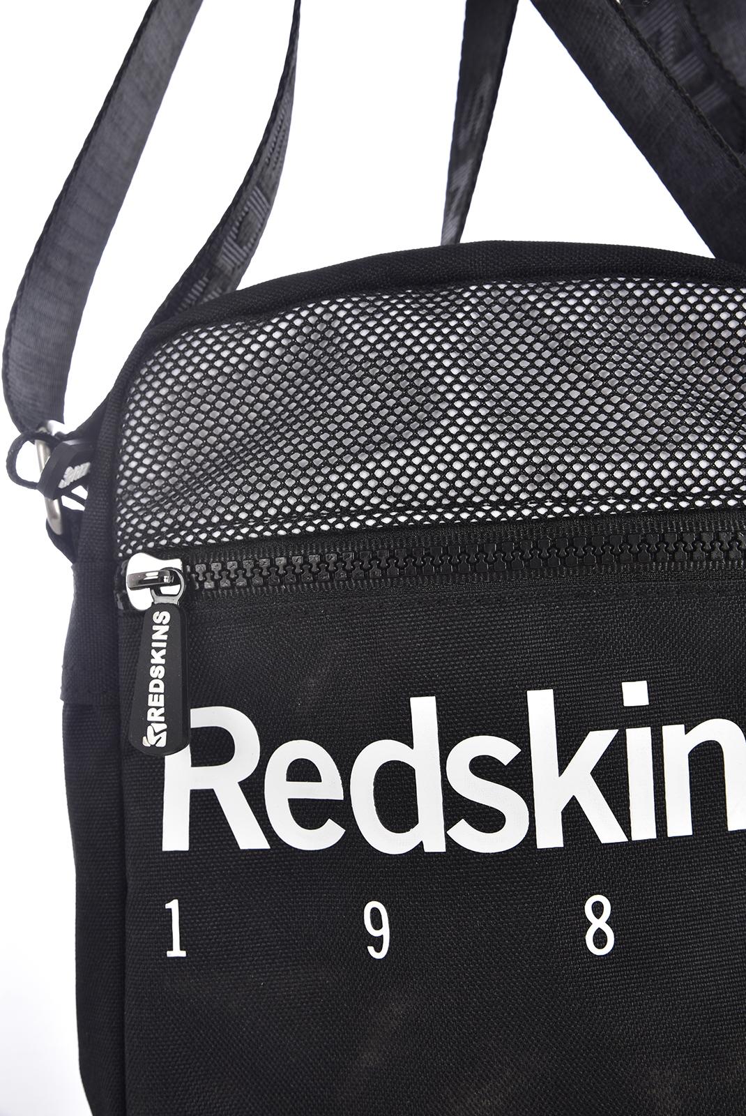 Sacs à bandoulière  Redskins HARDI NOIR/BLANC