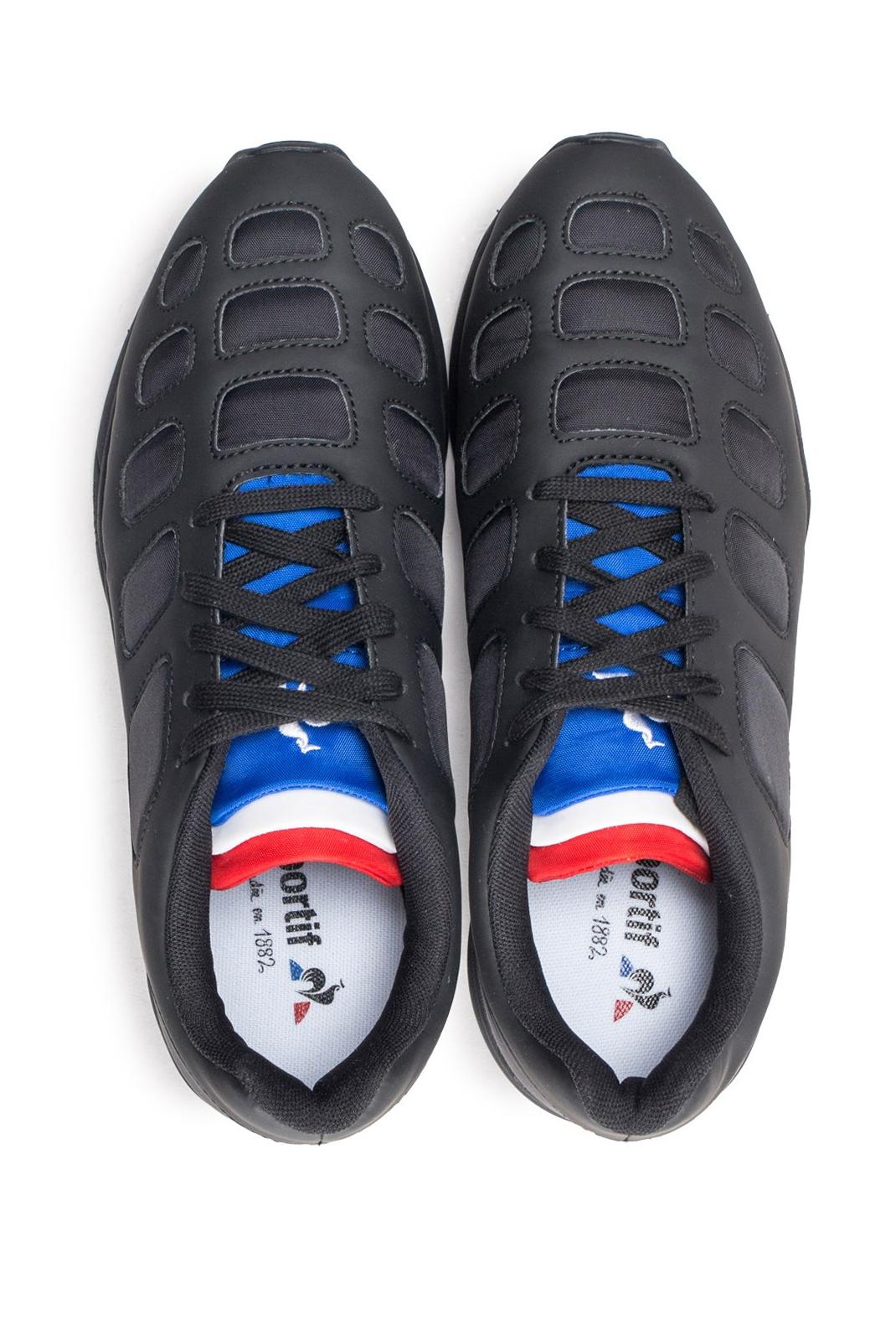 Baskets / Sport  Le coq sportif 1910461 ZEPP MONOCHROME BBR triple black