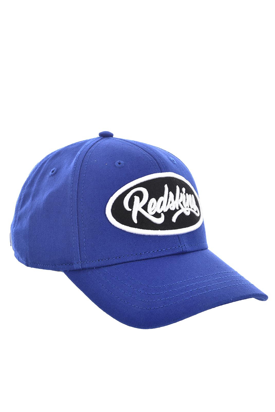Bonnets / Casquettes  Redskins REDFOREVER BLEU ELECTRIQUE