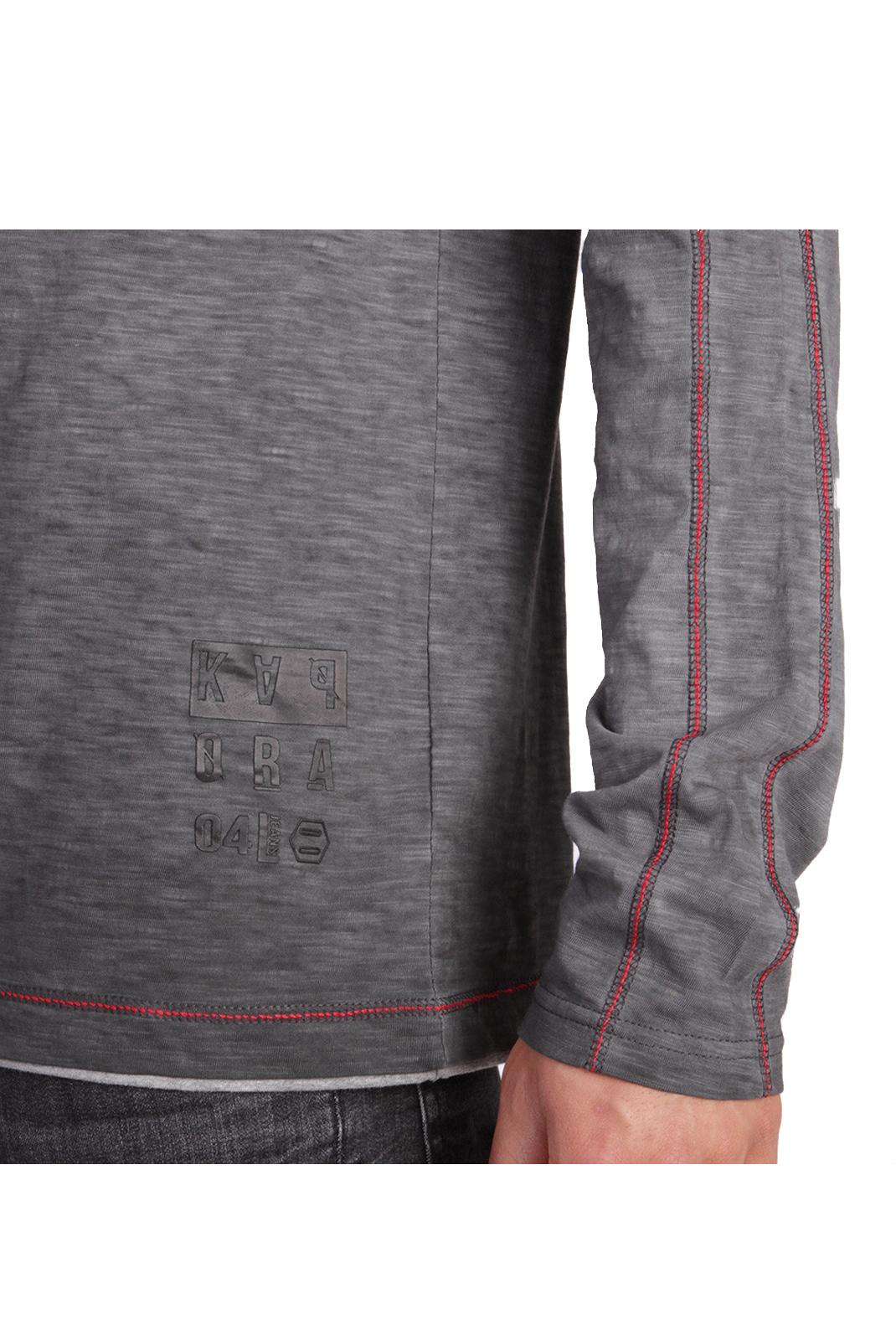 Tee-shirts  Kaporal GODAL BLACK