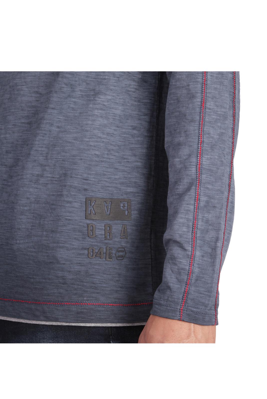 Tee-shirts  Kaporal GODAL NAVY