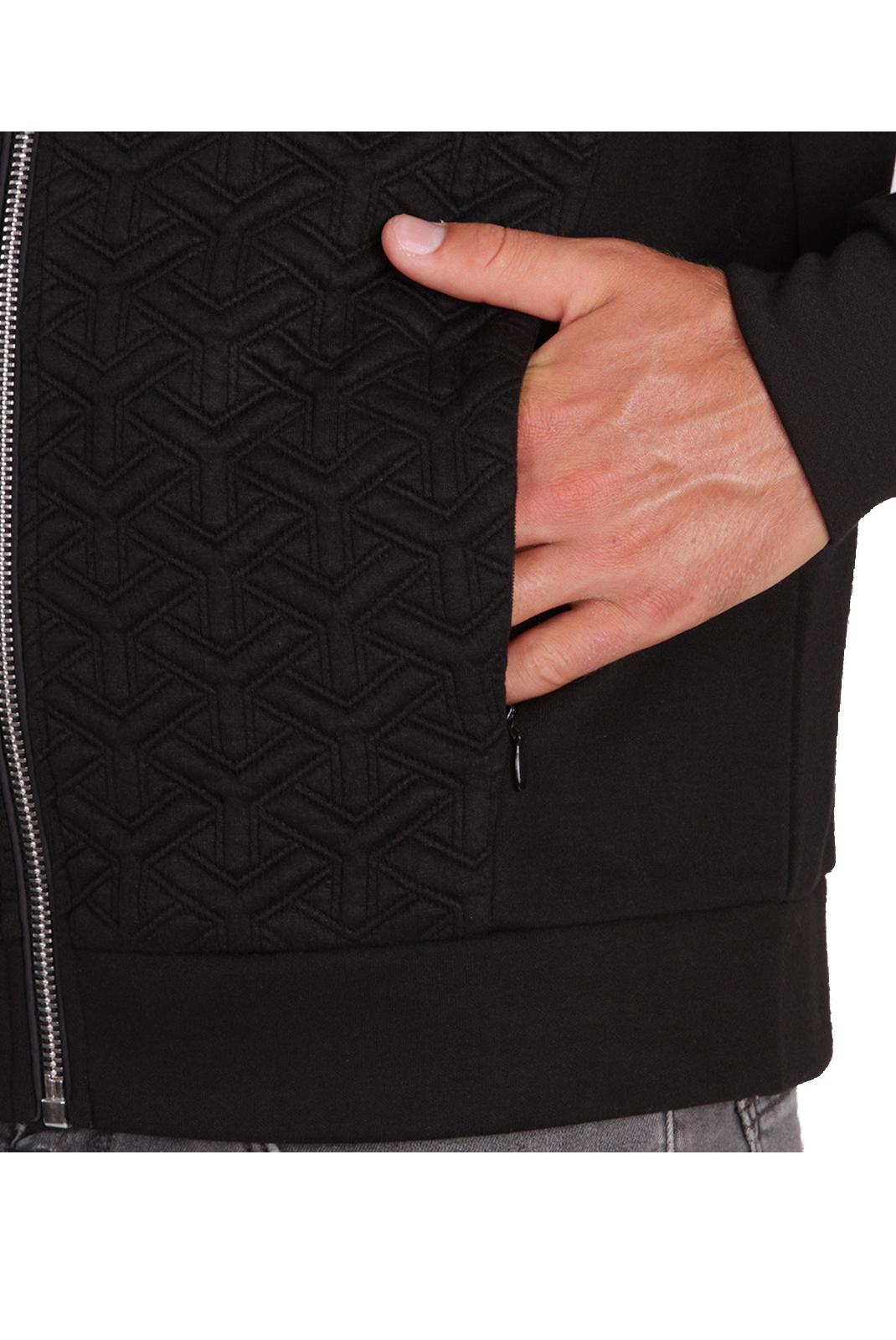 Vestes zippées  Kaporal MAVY BLACK