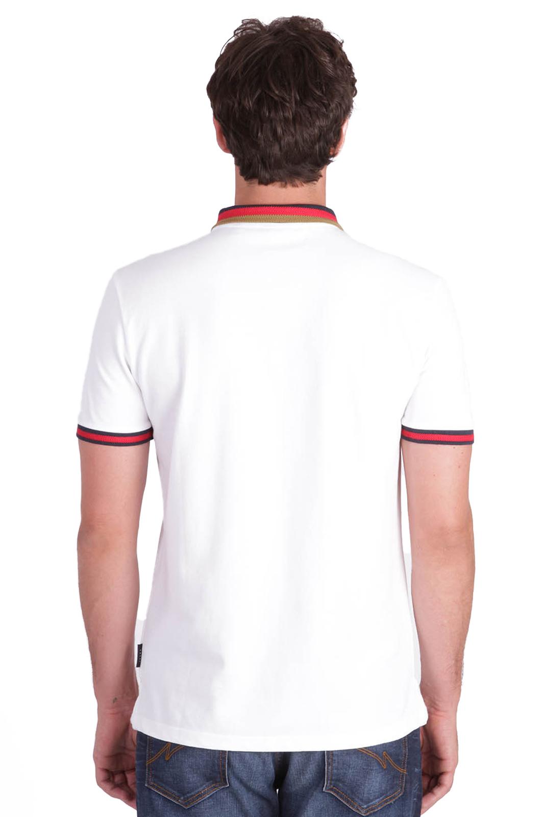 Polos  Kaporal METHO WHITE