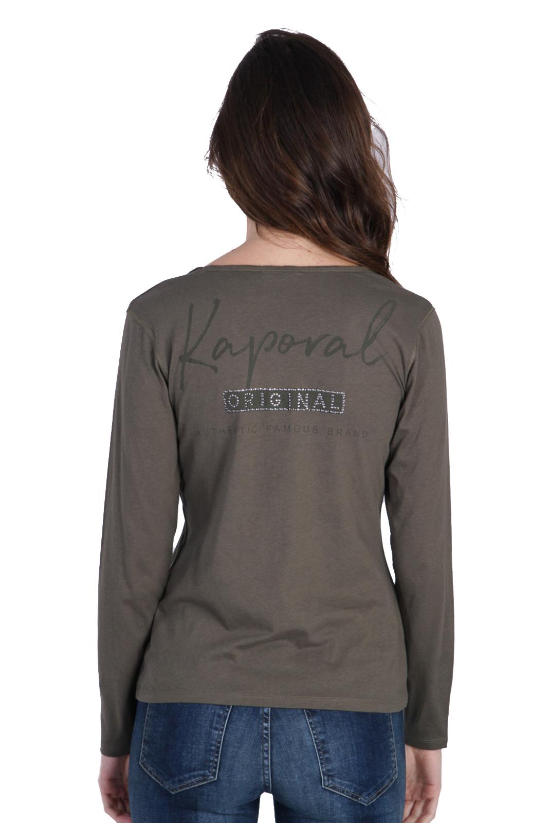 Tee shirt manches longues  Kaporal XOUTH CAMP