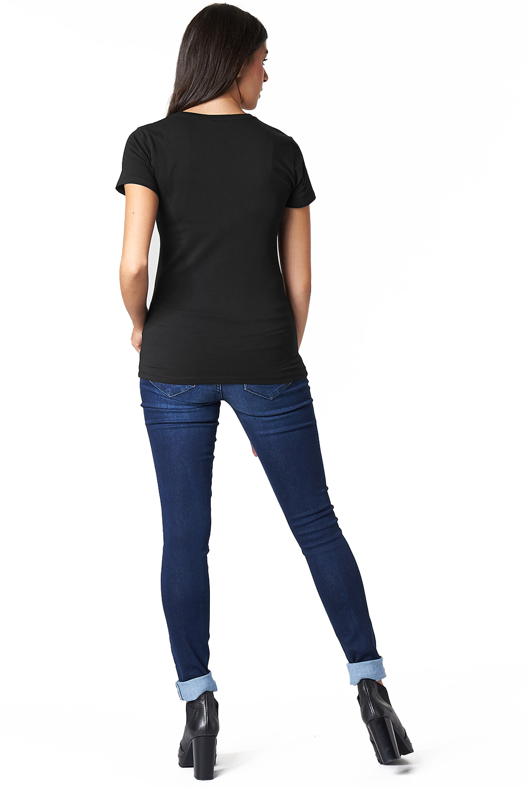 Tee shirt  Kaporal XILL BLACK