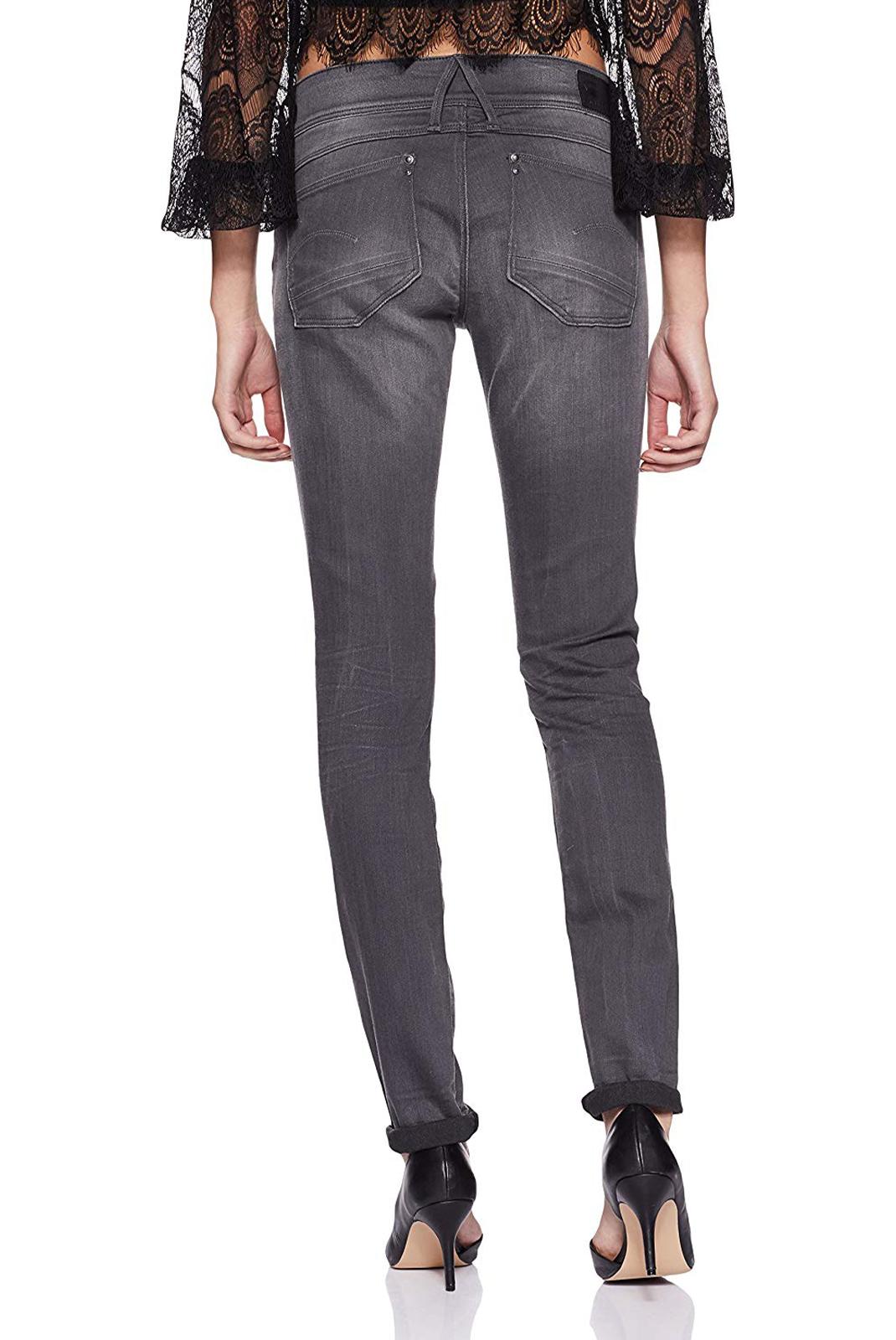Jeans   G-star 60887.6132.071 lynn gris
