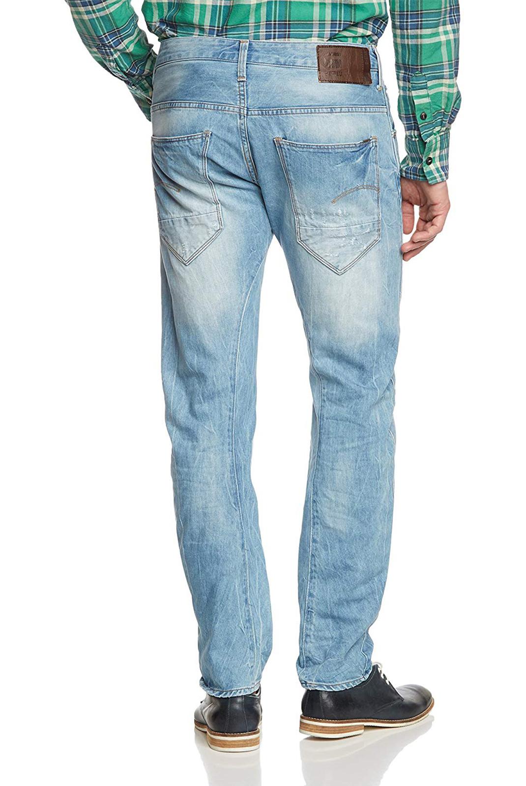 Jeans  G-star 51030-6746-1243 arc bleu