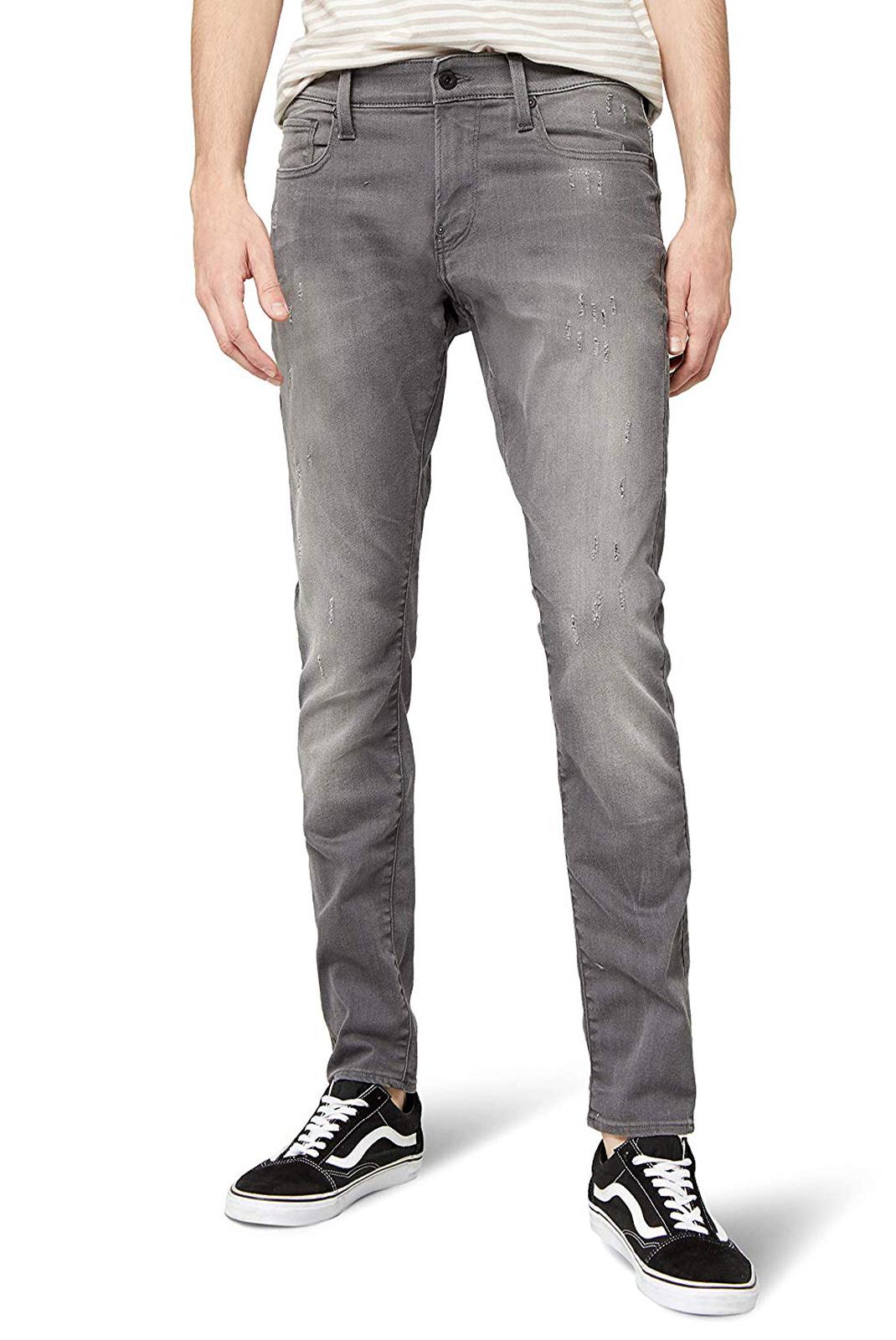Jeans  G-star 51010-6132-1243 revend gris