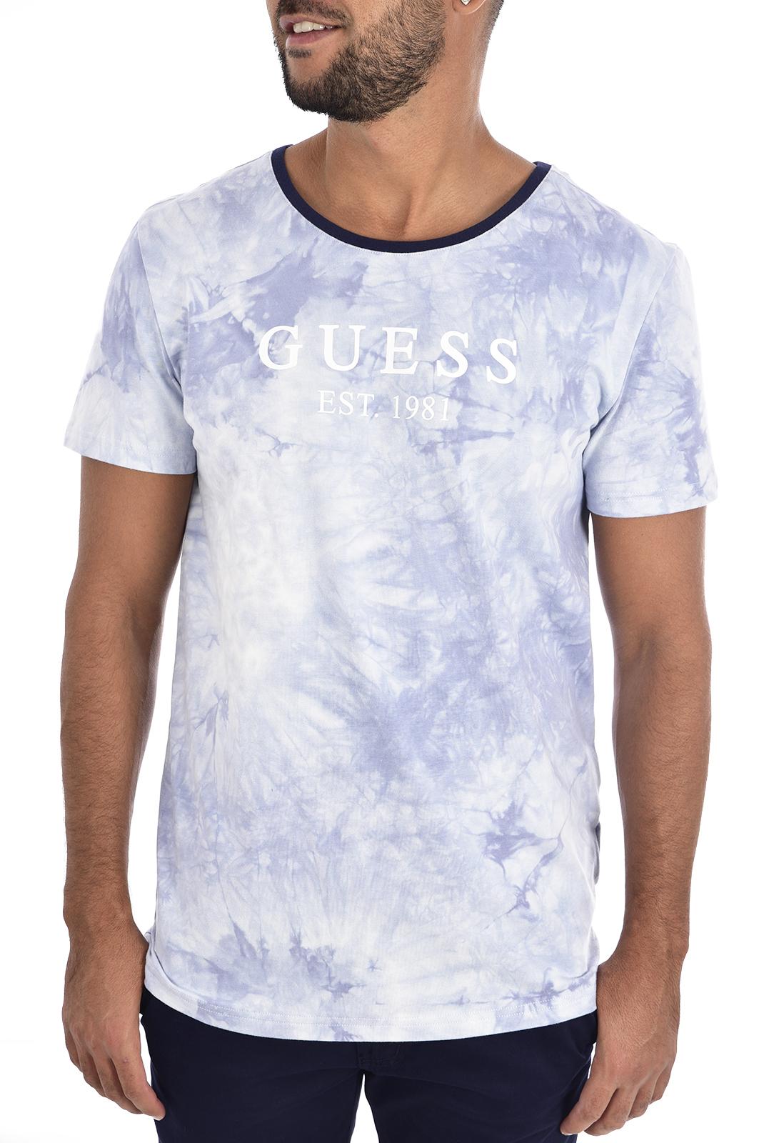 Tee-shirts  Guess jeans U94M06 JR00A TTBL