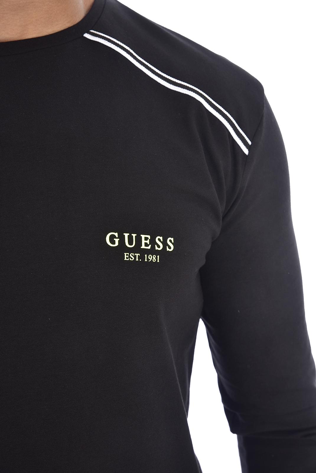 Tee-shirts  Guess jeans U94M08 JR00A A996
