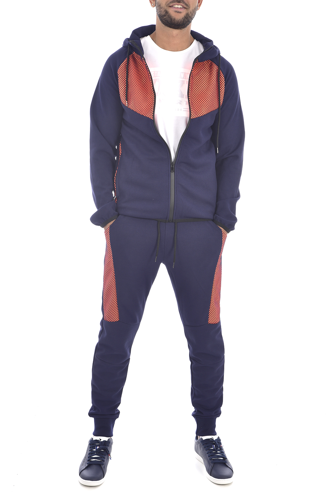 Vestes zippées  Goldenim paris 111 MARINE