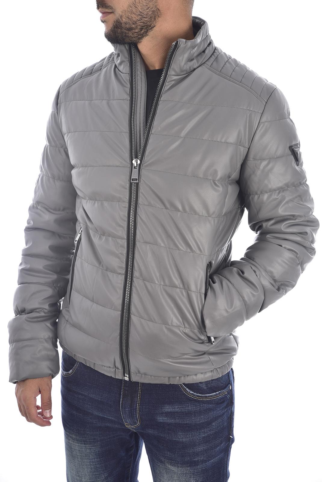 Blousons / doudounes  Guess jeans M94L43 WABC0 G9E0 WOLF SKIN