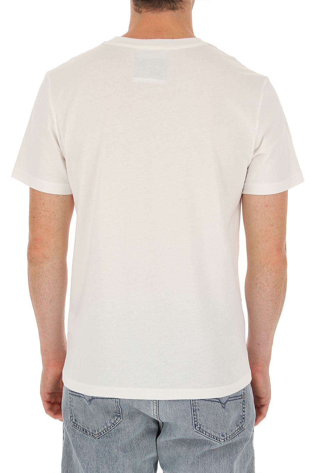 Tee-shirts  Moschino ZJ0707 WHITE