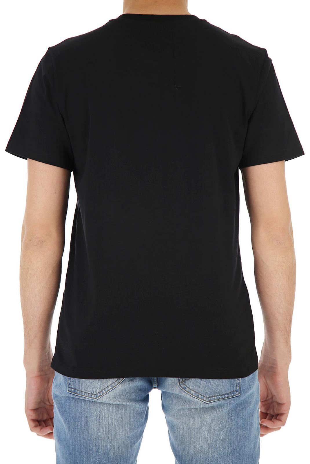 Tee-shirts  Moschino ZJ0707 BLACK