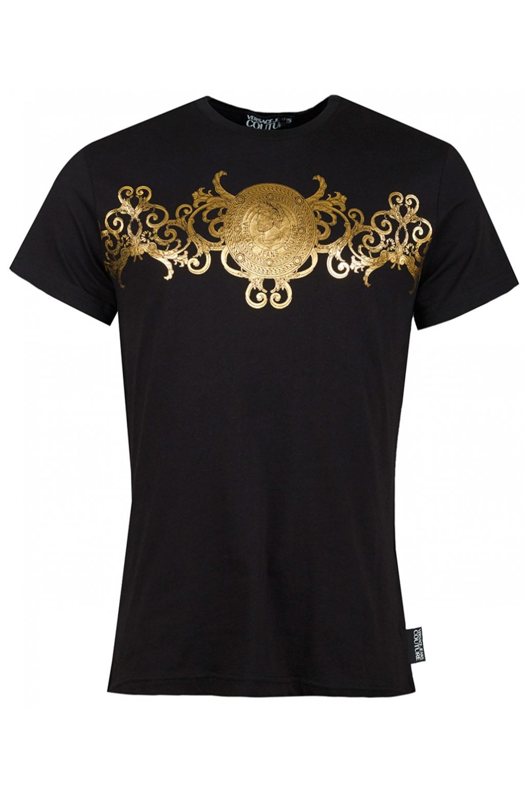 Tee-shirts  Versace Jeans B3GUA7EB ADRIANO BLACK