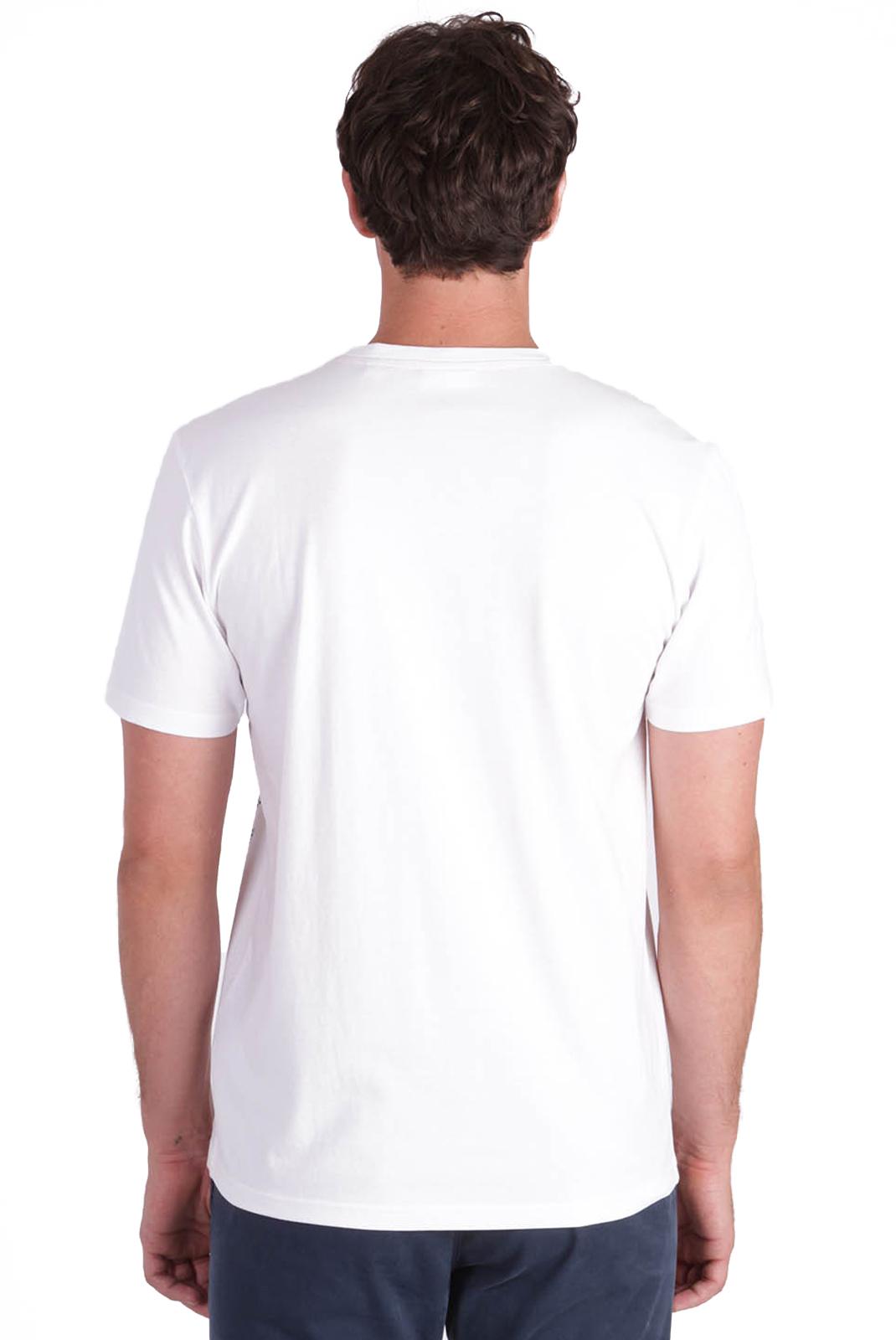 Tee-shirts  Kaporal OLARK WHITE
