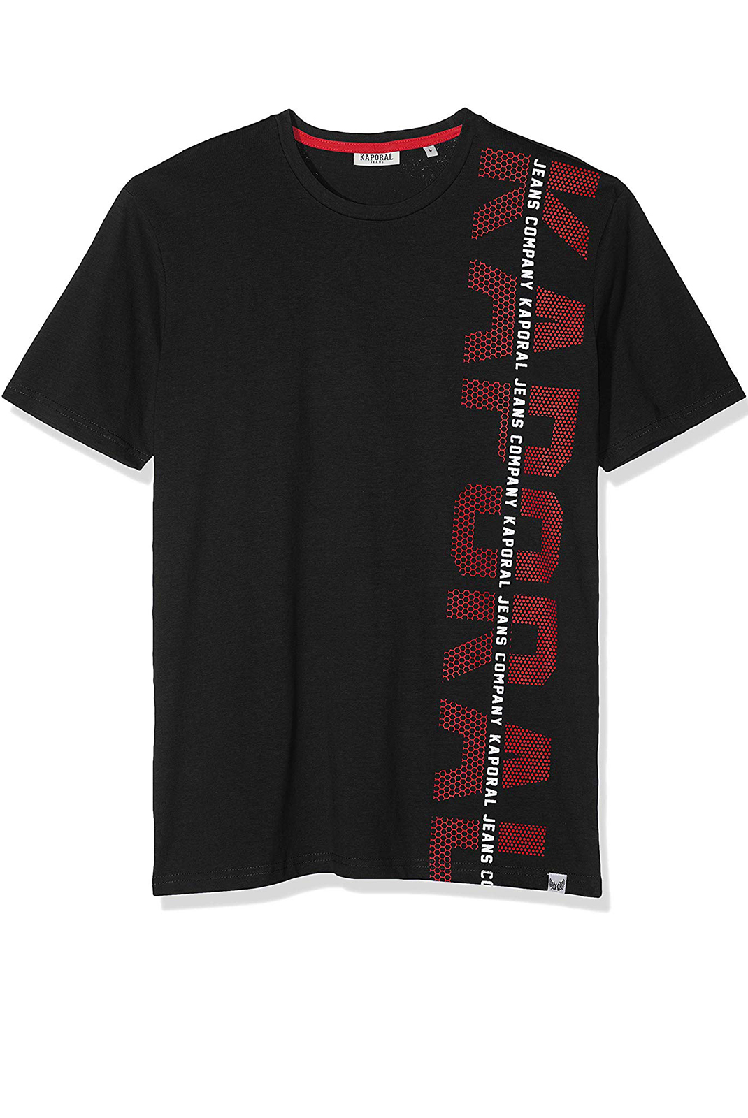 Tee-shirts  Kaporal OLARK BLACK