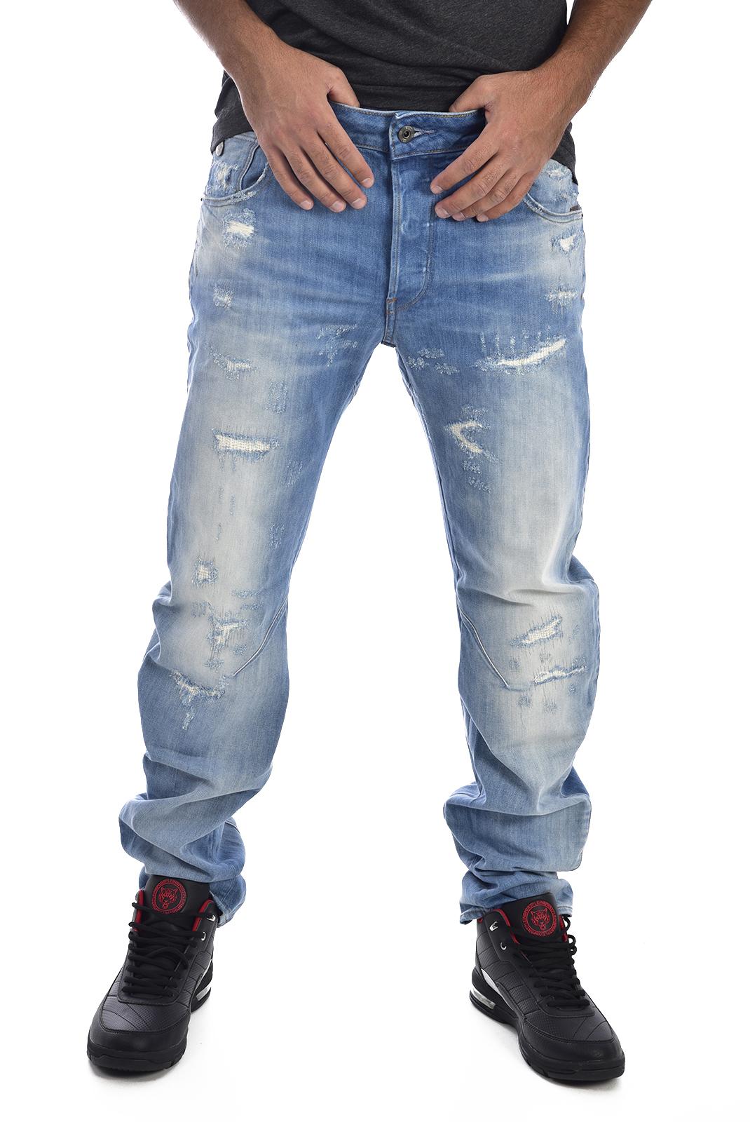 Jeans  G-star 51030-7053-5549 arc bleu