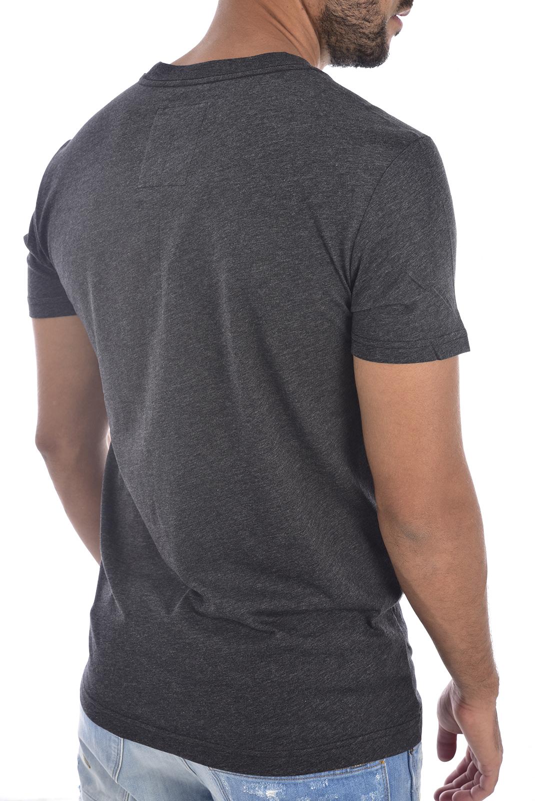 Tee-shirts  G-star D02852-2757 elevor gris