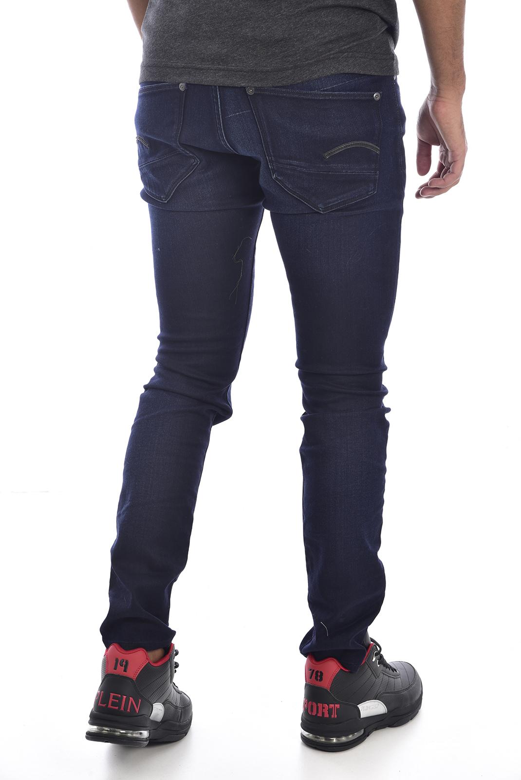 Jeans  G-star 51010-6590-89 revend bleu