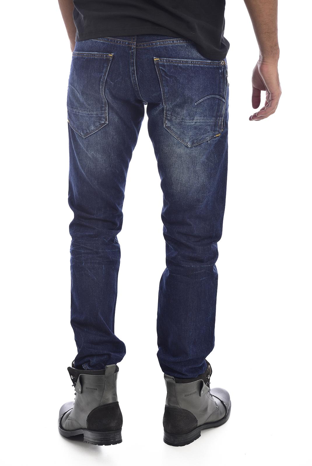 Homme  G-star 51058-5689-89 stean bleu