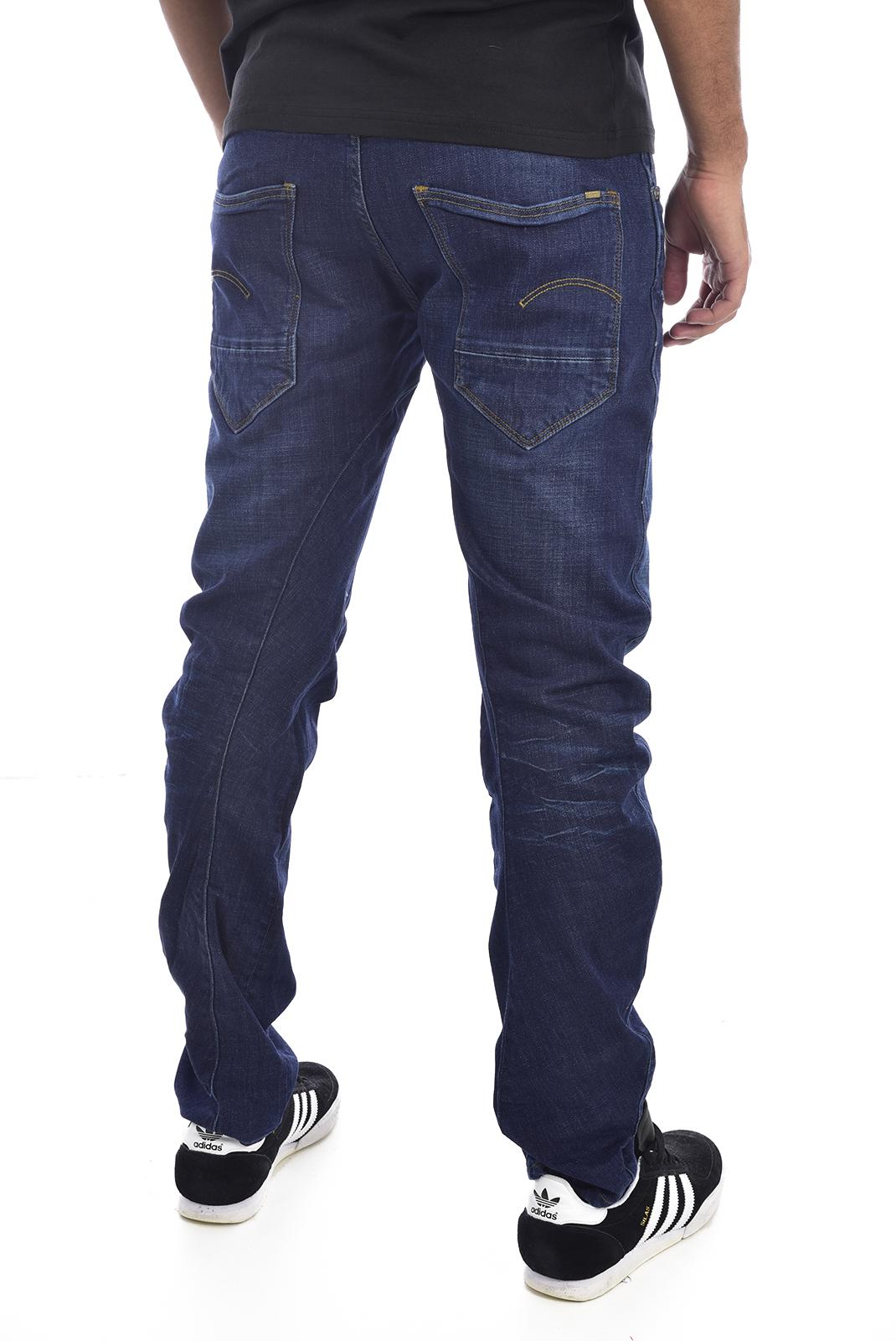 Jeans  G-star 51030-D002-89 arc bleu