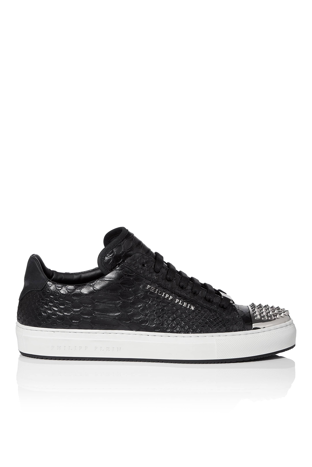Baskets / Sport  Philipp plein MSC0468 WESTWOOD BLACK/NICKEL