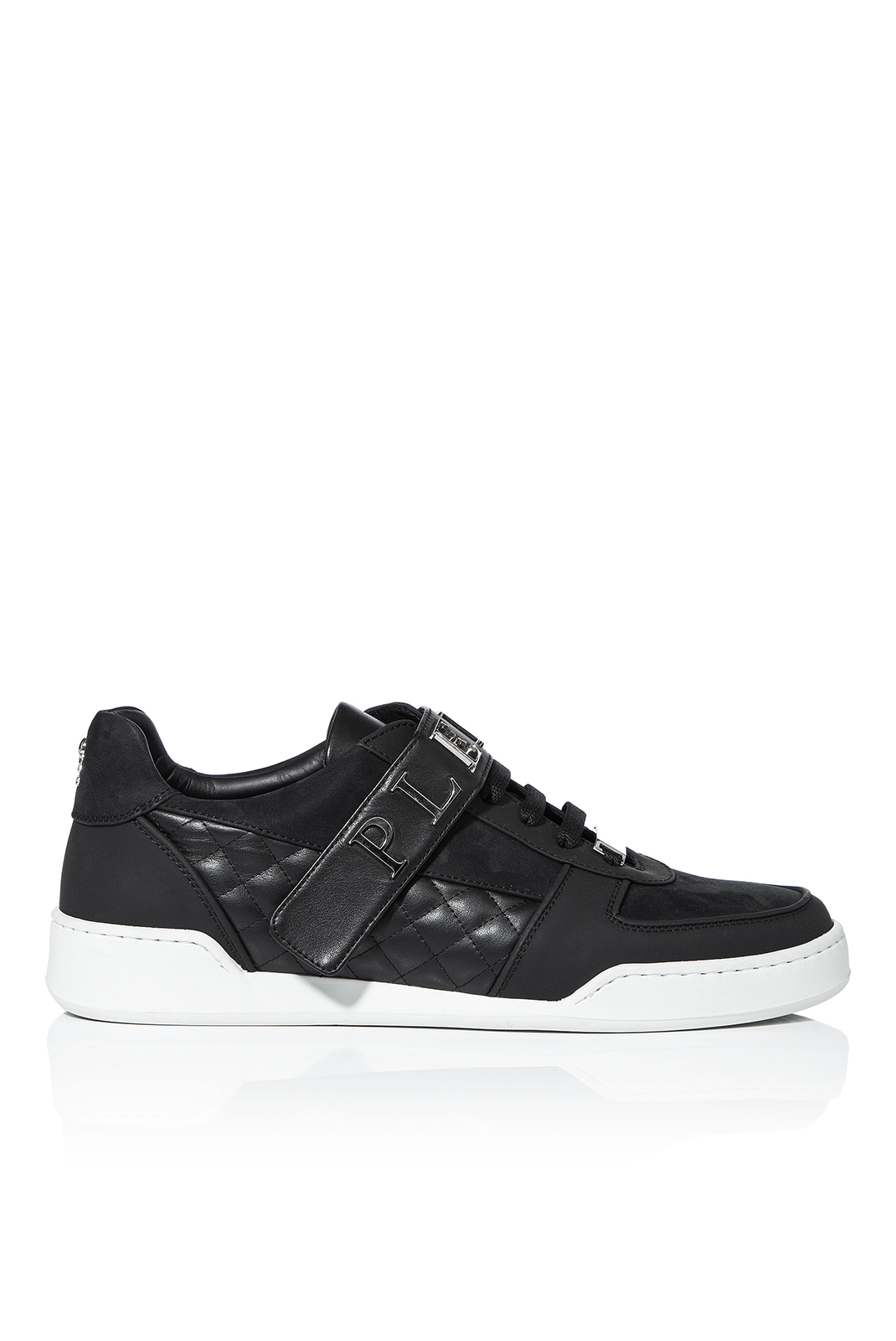 Baskets / Sport  Philipp plein MSC0478 WATSON BLACK/NICKEL