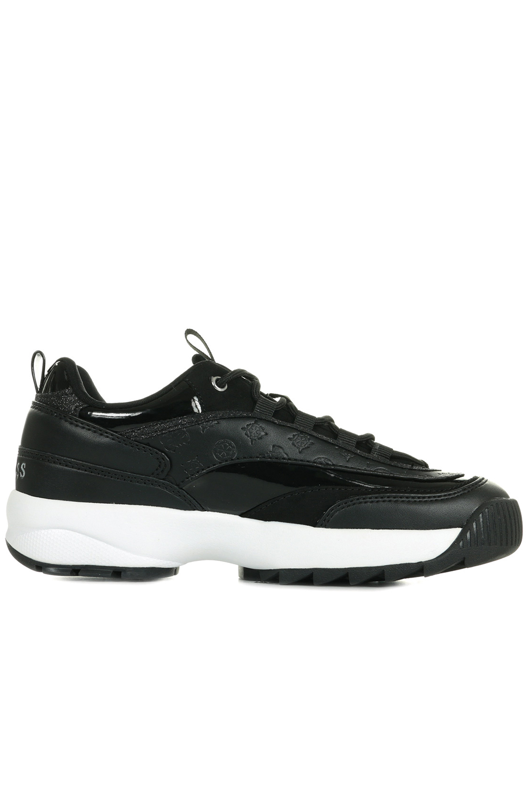 Baskets / Sneakers  Guess jeans FL8KAE ELE12 kaysie BLACK