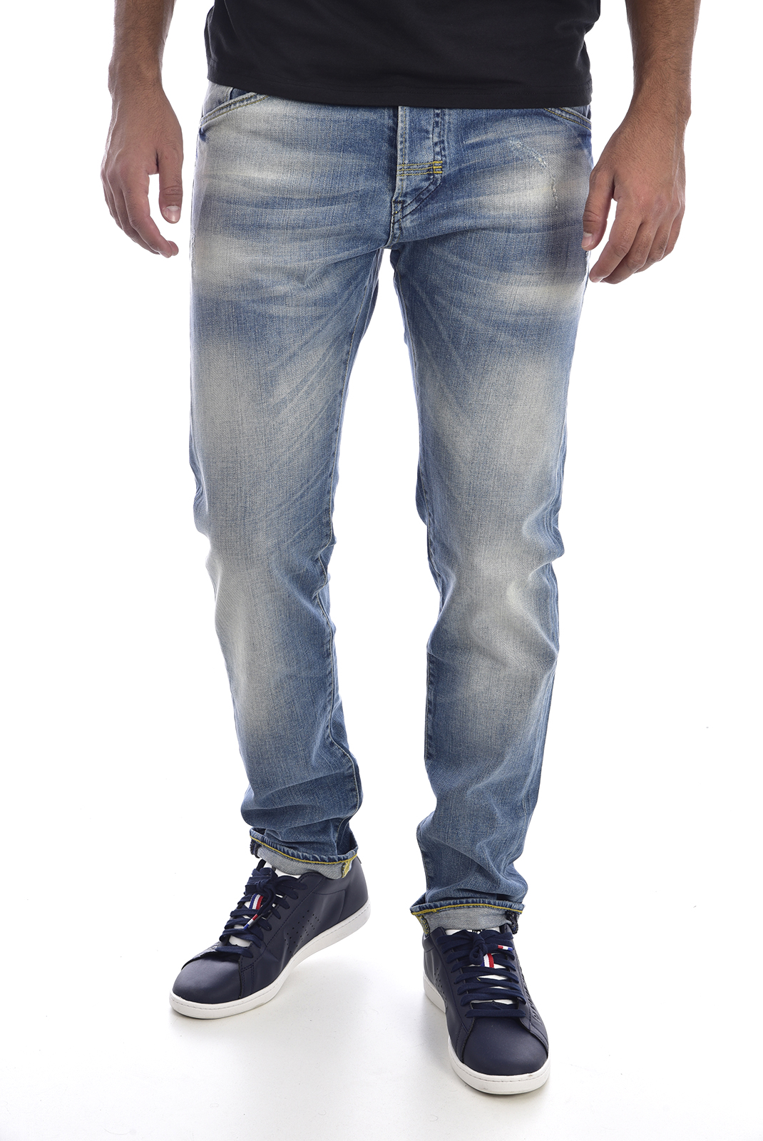 Jeans  Meltin'pot MELTON D1577 UB521 BS15 BLEU