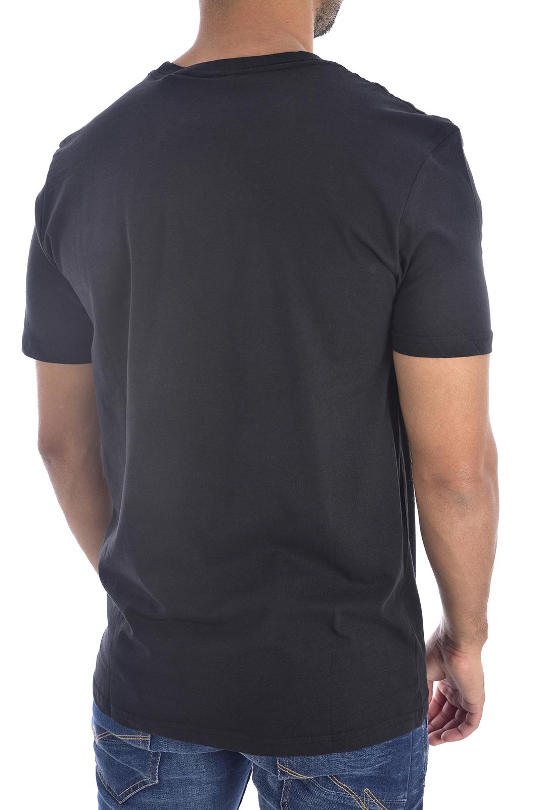 Tee-shirts  Kaporal PASTO H19 BLACK