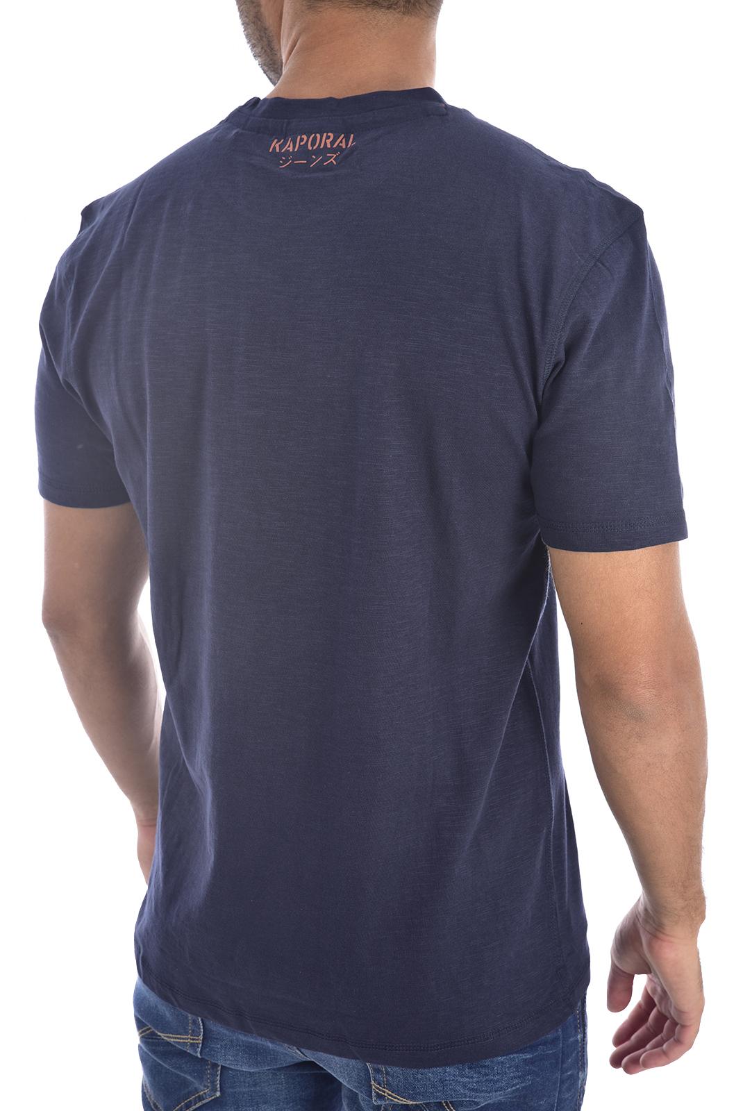 Tee-shirts  Kaporal ORZO NAVY