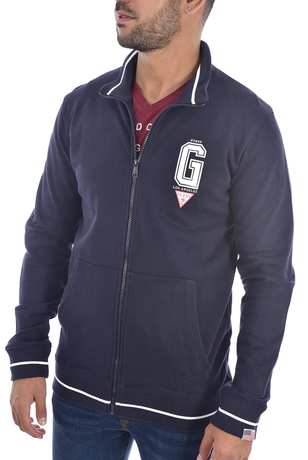 Pulls & Gilets  Guess jeans M94Q37 K92D0 G720 Bleu navy