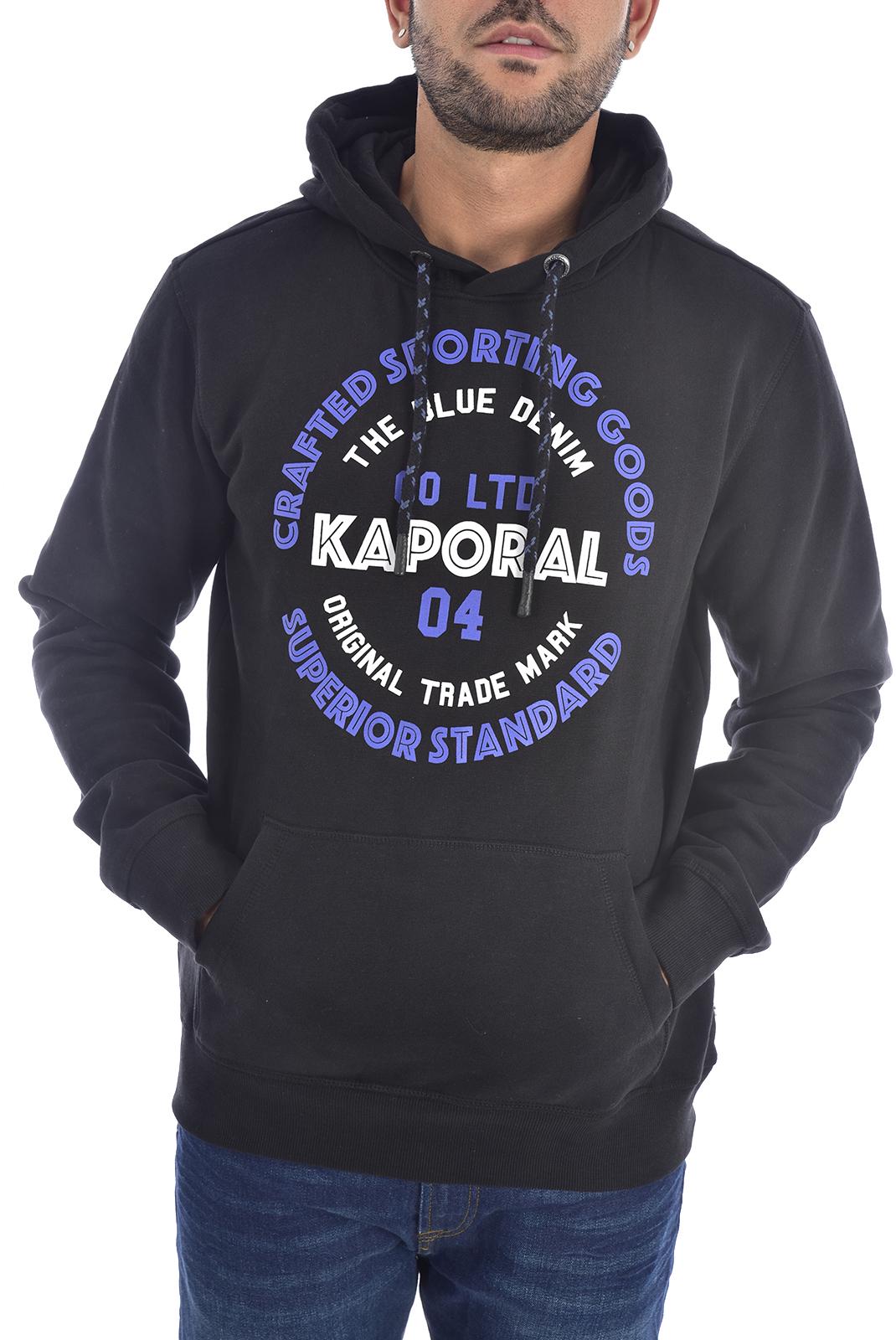 Pulls & Gilets  Kaporal GOSLO BLACK