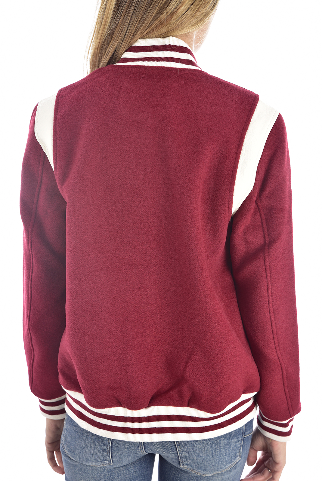 Vestes & blousons  Guess jeans W94L88 WC2S0 ROUGE/RUSSIAN RED
