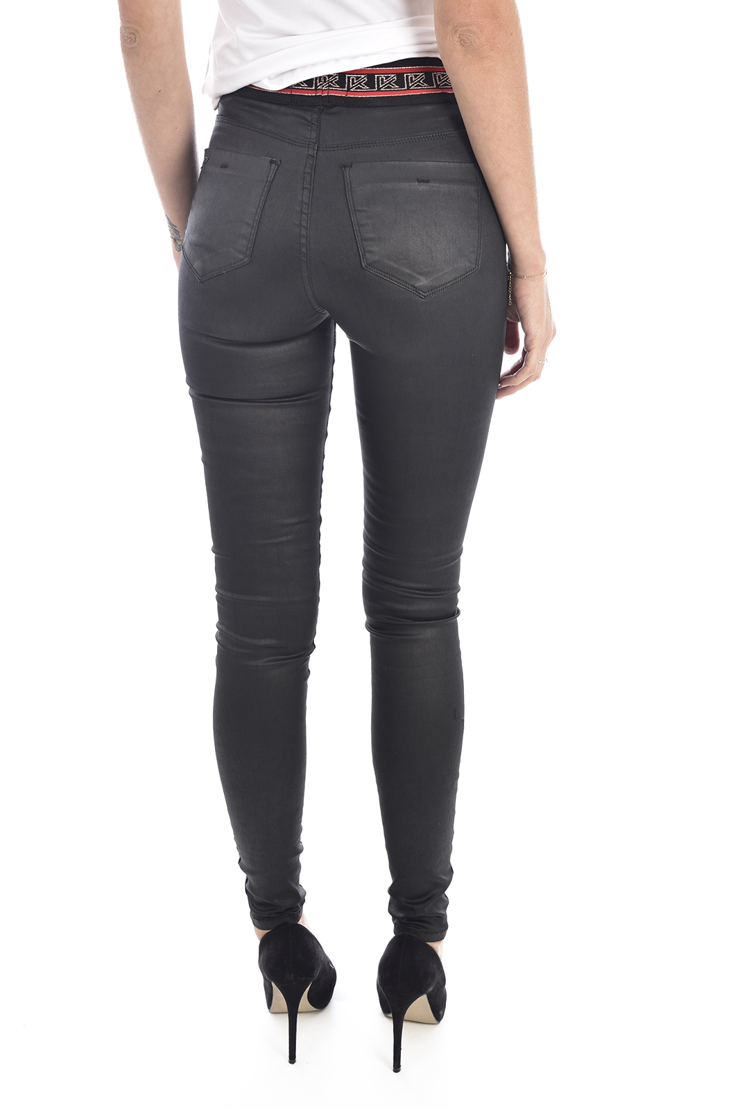 Jeans   Kaporal SABLE STAR BLACK