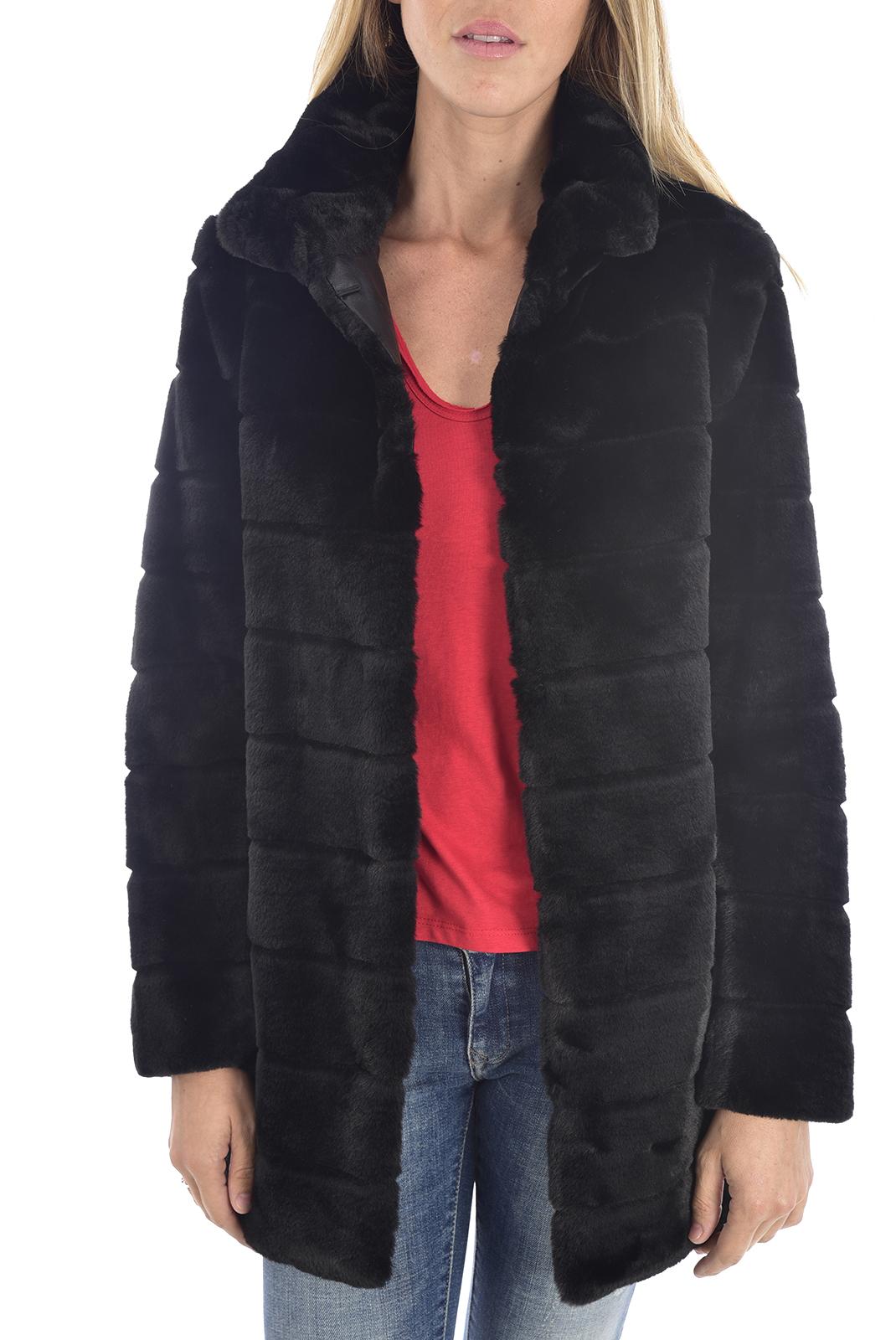Vestes & blousons  Guess jeans W94L56 WC4J0 Noir de jais