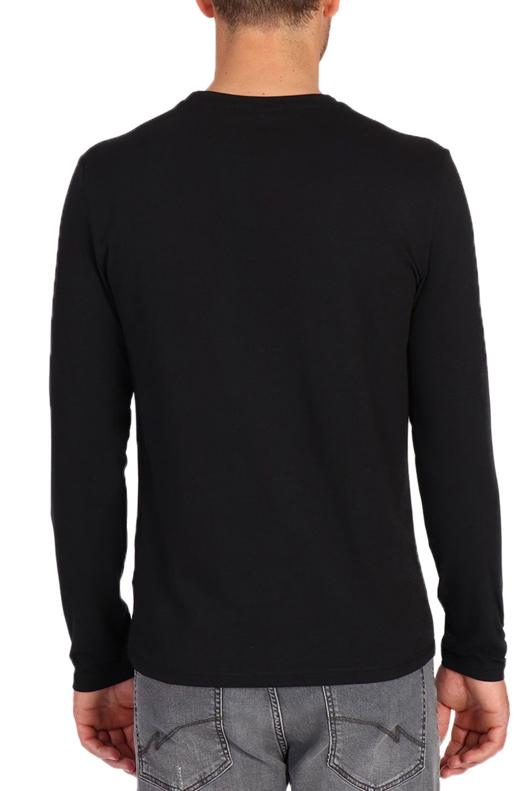 Tee-shirts  Kaporal GERLU BLACK