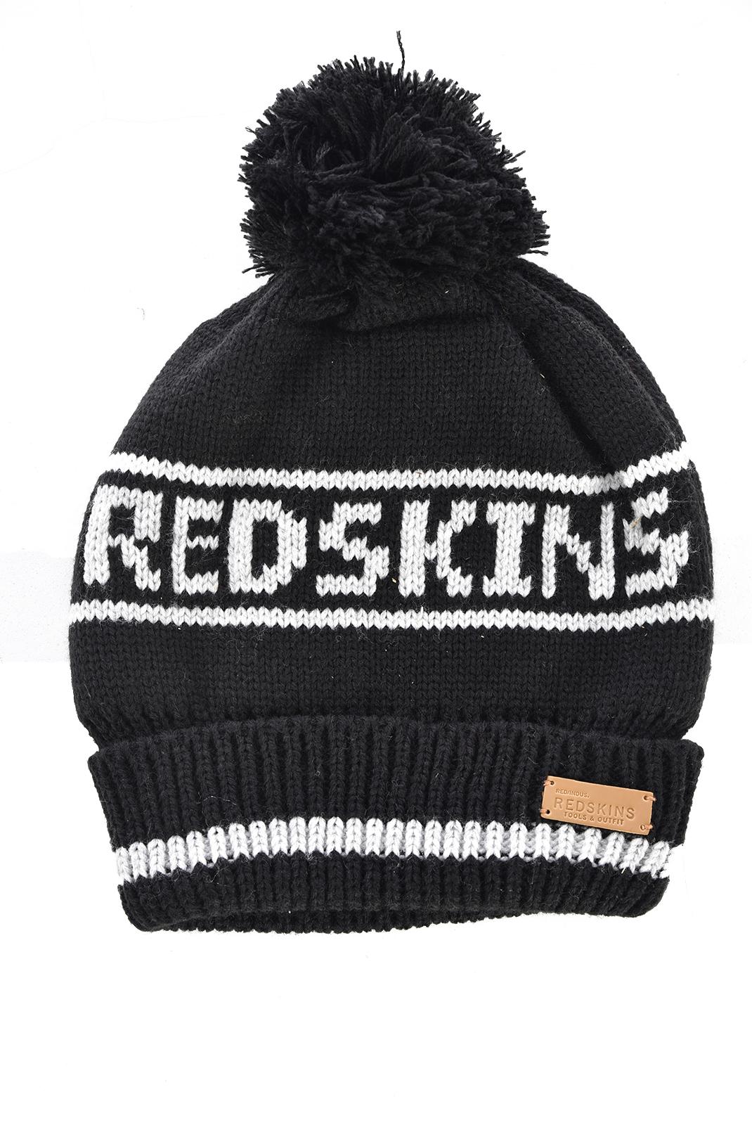 Bonnets / Casquettes  Redskins IBOS NOIR/GRIS