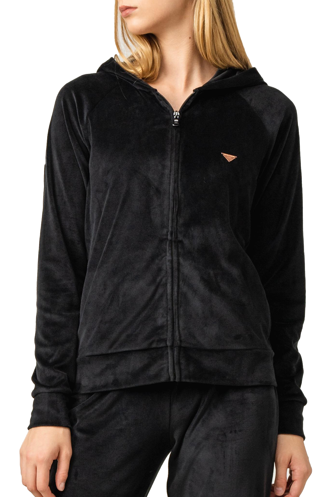 Sweat / sweat zippé  Emporio armani 163363 9A260 020 BLACK