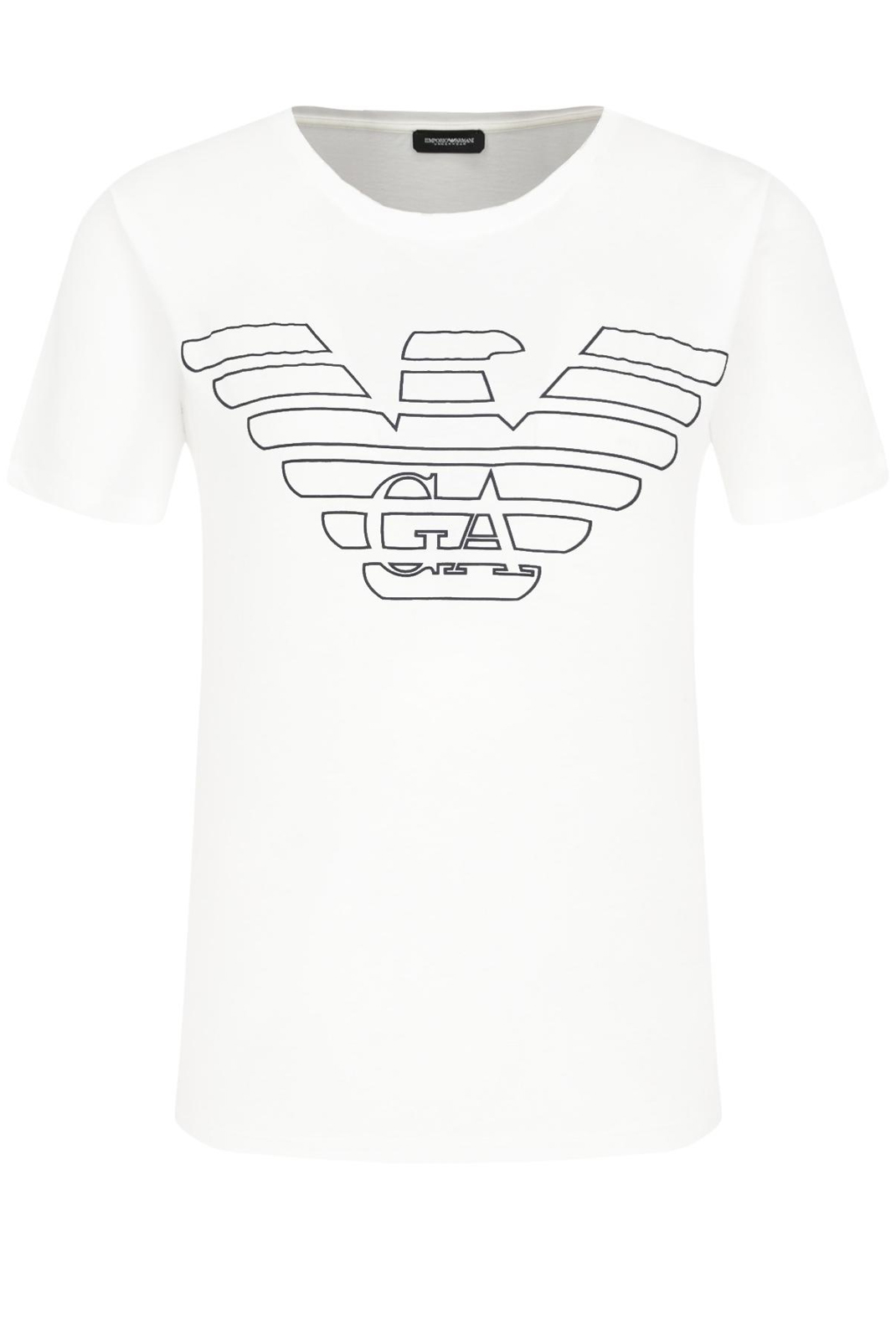 Tee shirt  Emporio armani 164141 9A255 010 BLANC