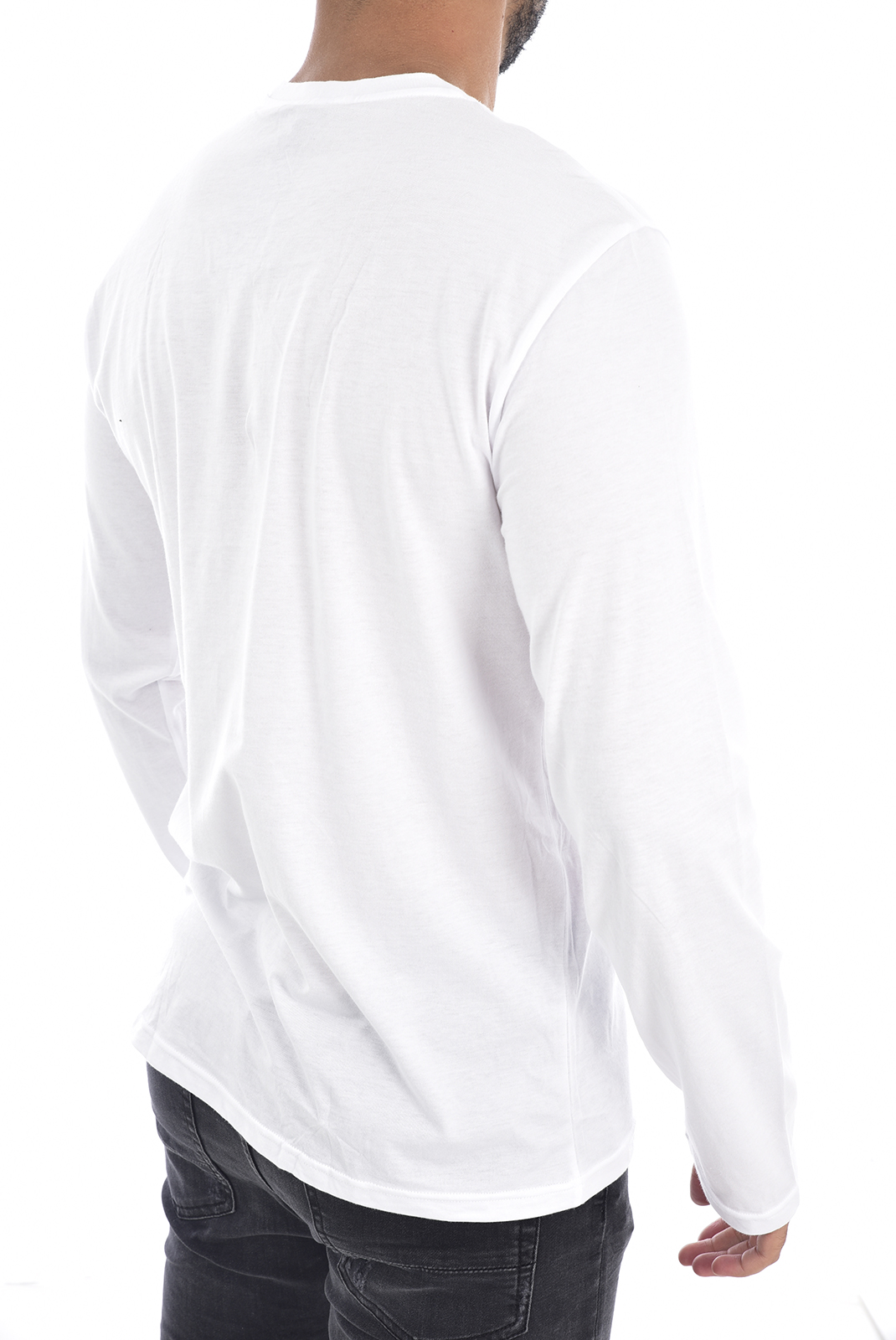 T-S manches longues  Emporio armani 111287 9A578 010 BLANC