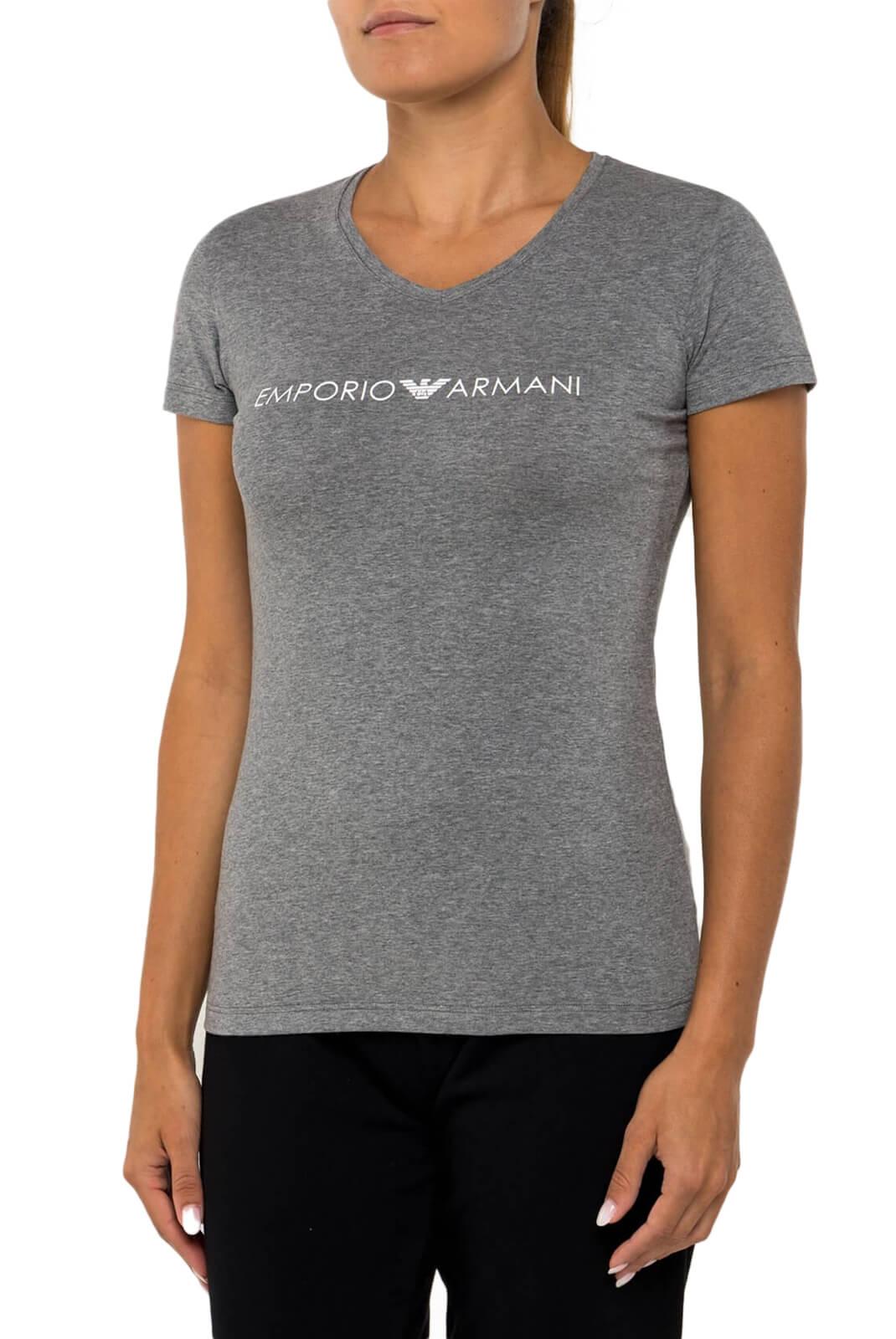 Tops & Tee shirts  Emporio armani 163321 9A317 6749 GRIS