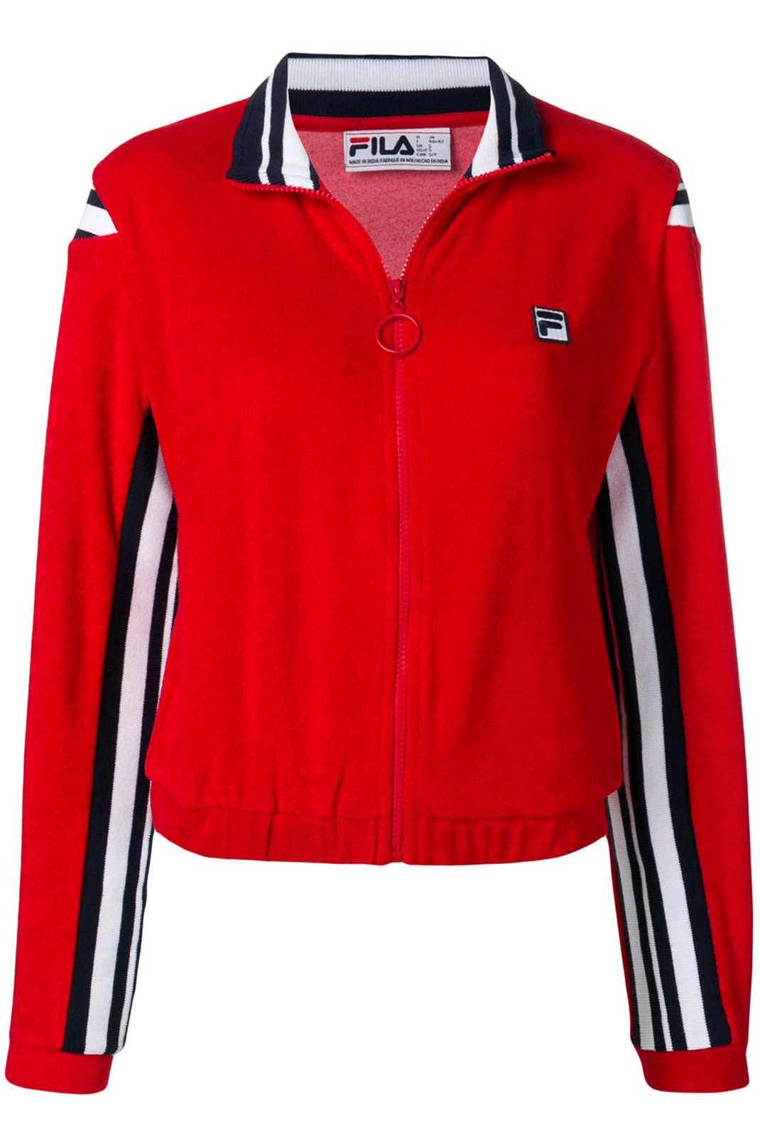 Sweat / sweat zippé  Fila 684445 sabina G70 chinese red
