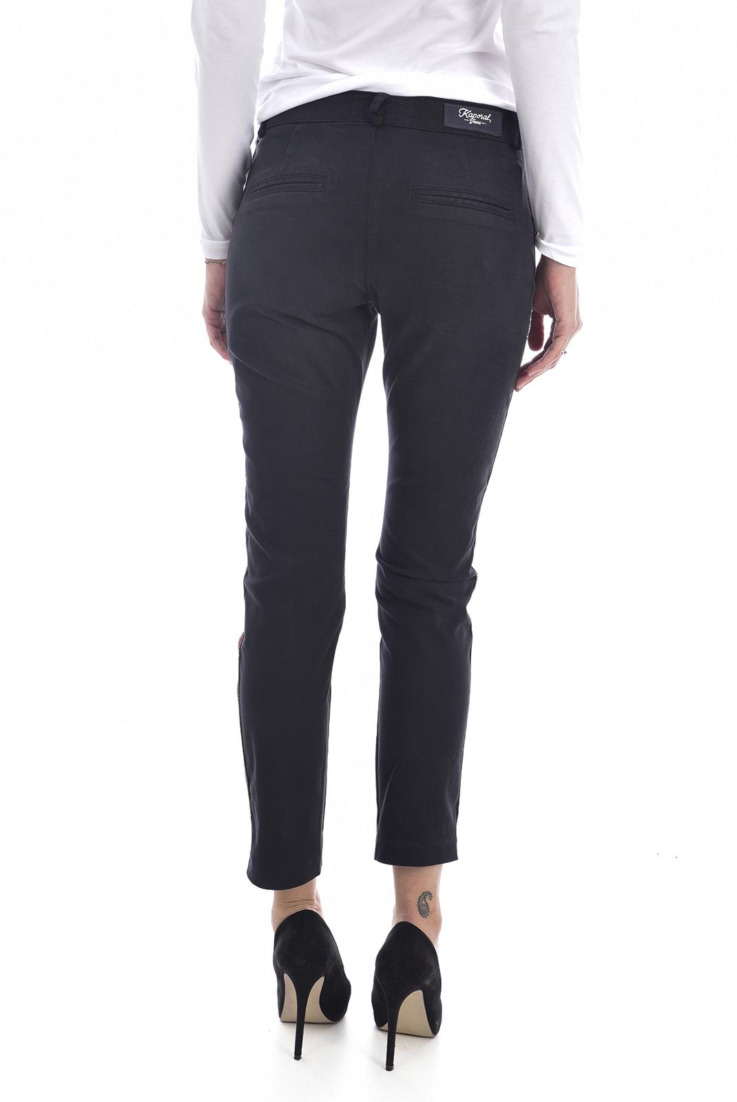 Pantalons  Kaporal CAZAL NAVY