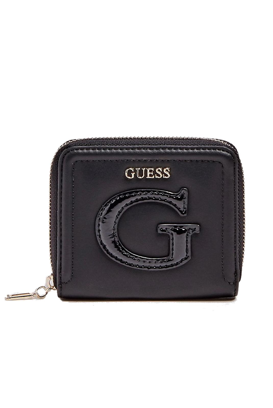 Portefeuilles / Porte-monnaie  Guess jeans SWPG74 40370 chrissy BLACK