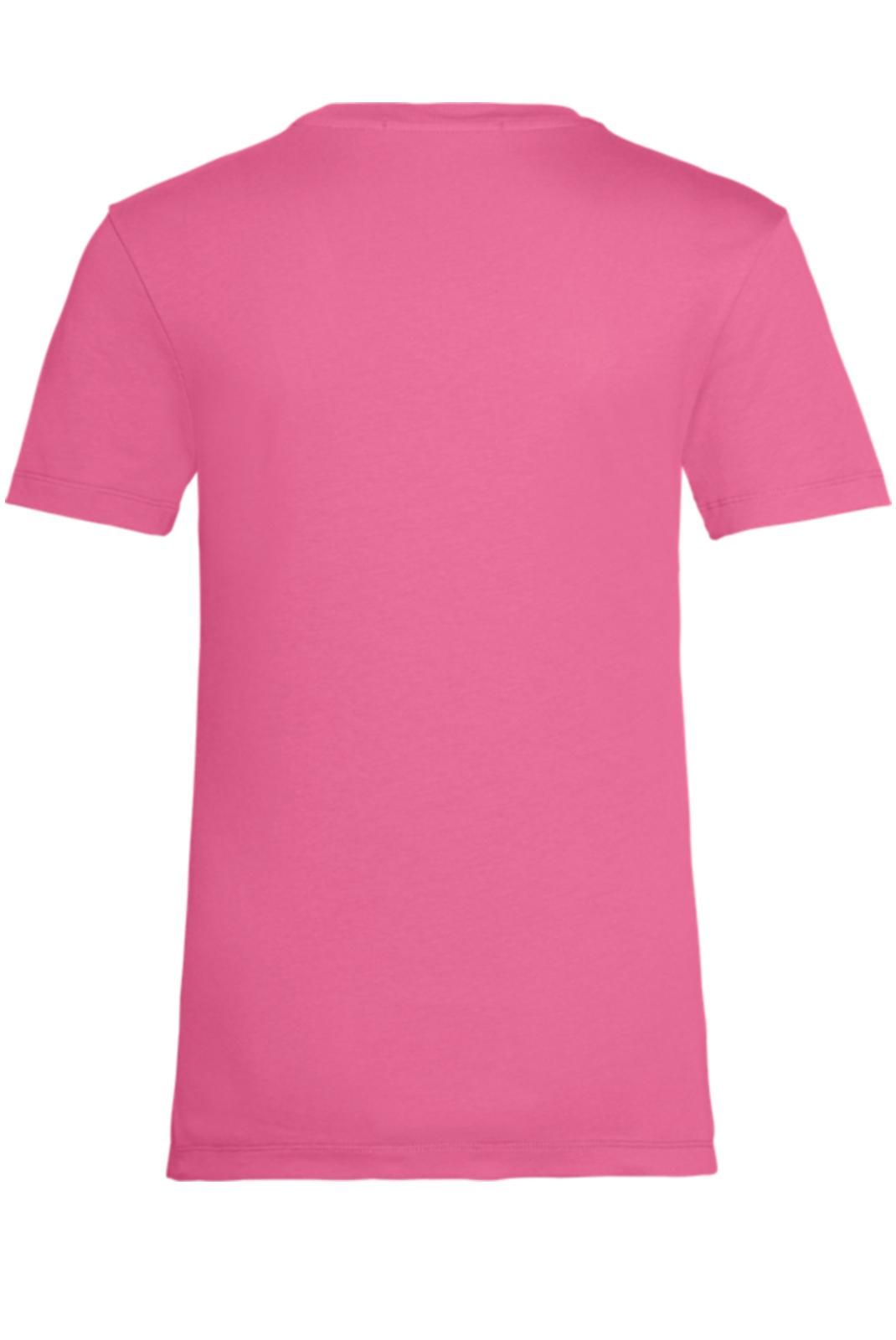 Tee shirt  Calvin klein J20J213183 VGY RASPBERRY SORBET