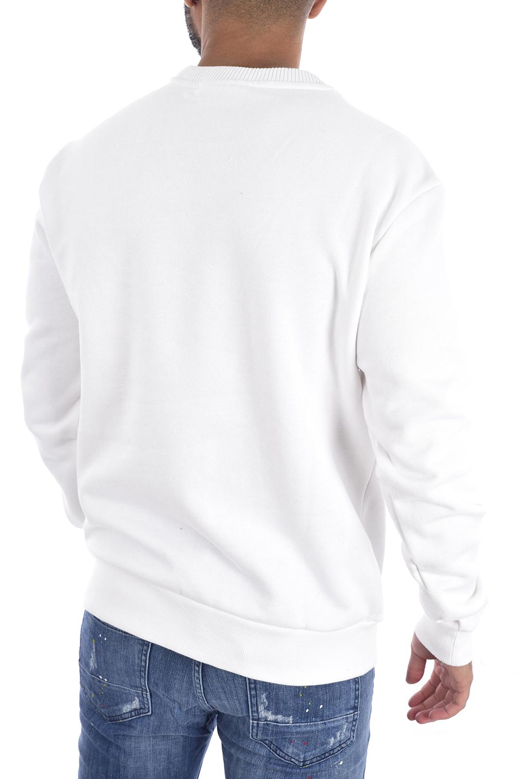 Sweatshirts  Fila 684475 leroy 1 WHITE