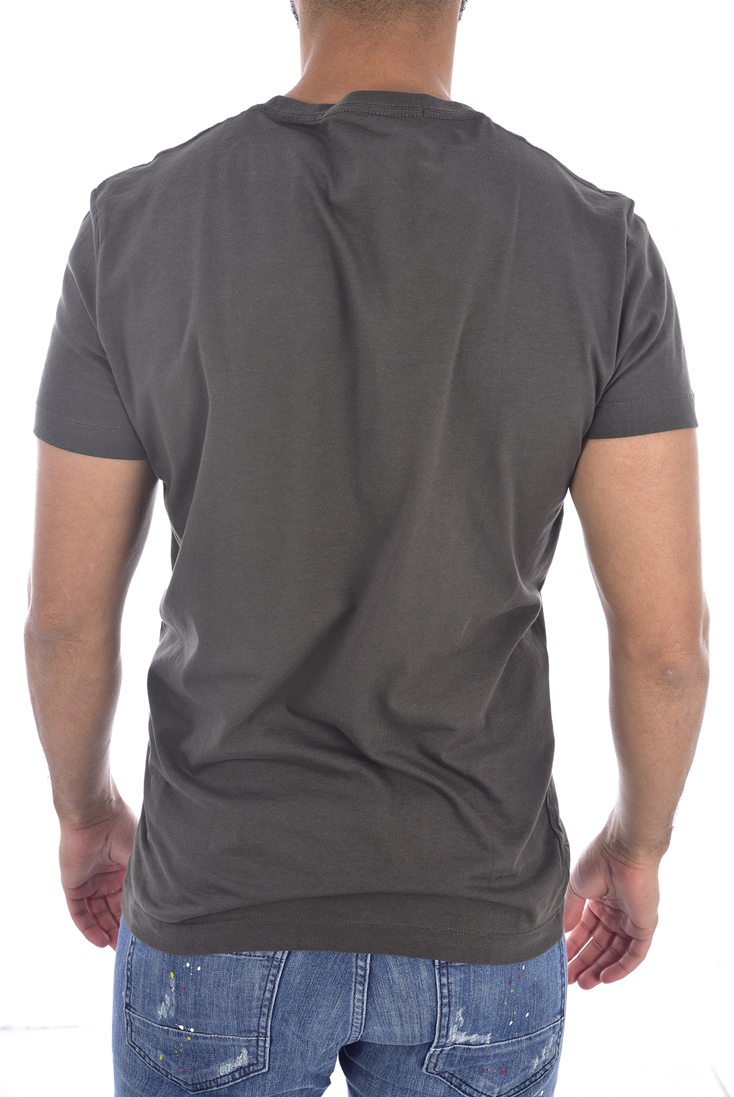 Tee-shirts  Calvin klein J30J307856 BA5 RAVEN